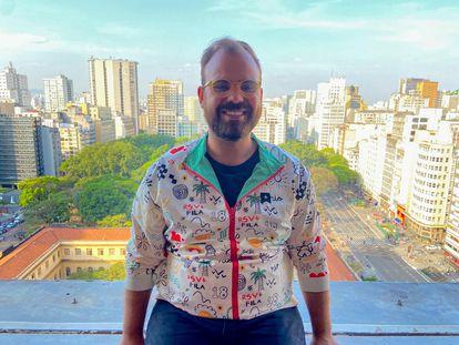 Matheus Hector é candidato a vereador de São Paulo pelo NOVO.