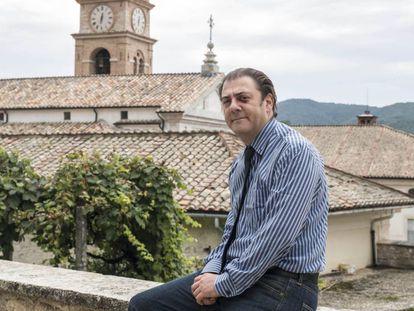 O diretor do Instituto Dignitatis Humanae, Benjamin Harnwell.