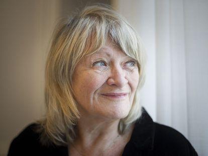 A escritora alemã Alice Schwarzer.