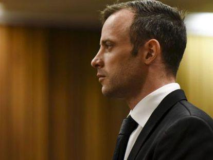 Oscar Pistorius, ante o tribunal. / POOL (REUTERS)
