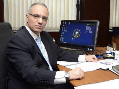 Roberto Sá, secretário de Segurança Pública do Rio.