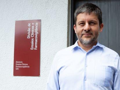 Ricardo Palacios, diretor médico de Pesquisa Clínica do Instituto Butatan.