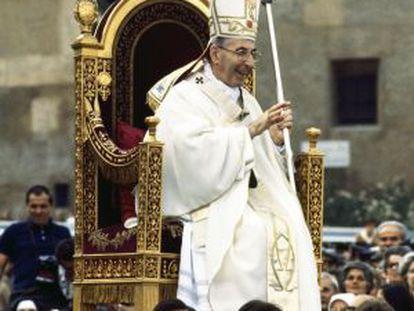O Papa Luciani, João Paulo I.
