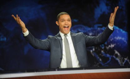 Trevor Noah, apresentador do The Daily Show.