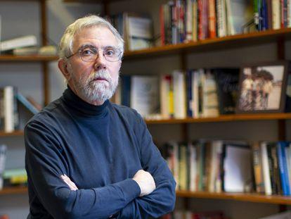 O prêmio Nobel de Economia 2008, Paul Krugman.