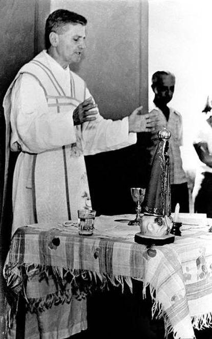 Padre Burnier atuava junto a camponeses e indígenas.