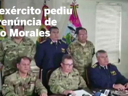 """Me dói abandonar o país"", diz Evo Morales rumo ao México"