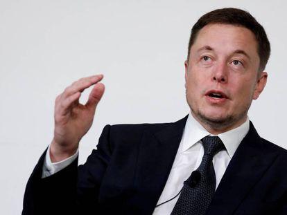 Elon Musk fala na conferência de I+D da Estação Espacial Internacional