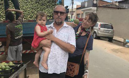 Família Xico Sá no Cariri.