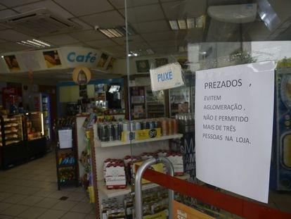 Lojas de conveniência no Rio de Janeiro.