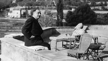 H. G. Wells em 1929.