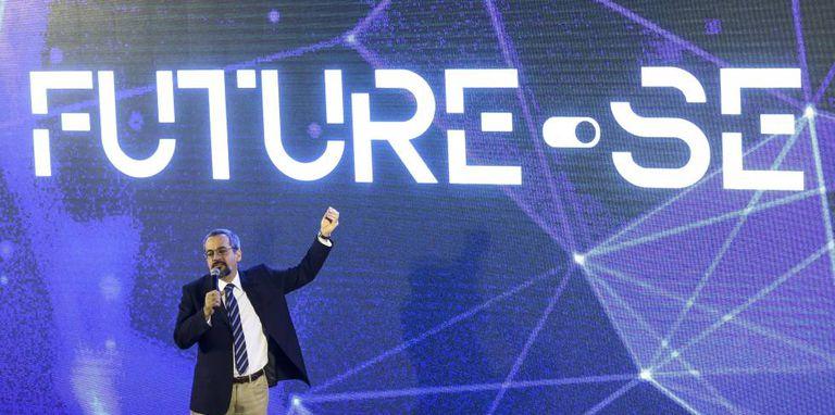 Ministro da Educação apresenta o 'Future-se', no dia 17 de julho.