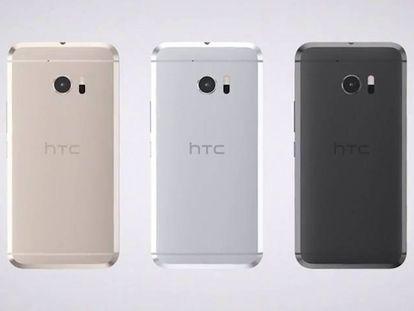 Imagem do HTC 10.