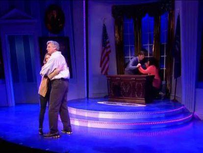 O musical sobre Bill Clinton.