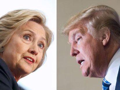 A competição de democratas (Clinton e Sanders) e republicanos (Trump, Cruz e Kasich) endureceu no berço de Wall Street