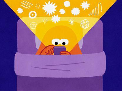 O 'Guia para dormir melhor' da Netflix aborda a incompatibilidade entre as telas e o sono.