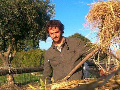 Foto de Alberto Pardo em seu perfil da rede social.