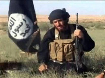 Al Adnani, em vídeo de 2012.