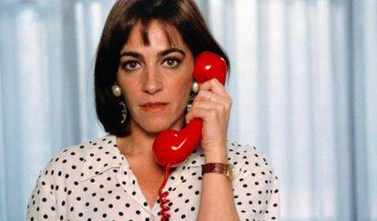 Carmen Maura em 'Mulheres à Beira de um Ataque de Nervos'.