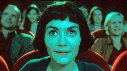 Cena do filme 'O fabuloso destino de Amélie Poulain', de 2001.