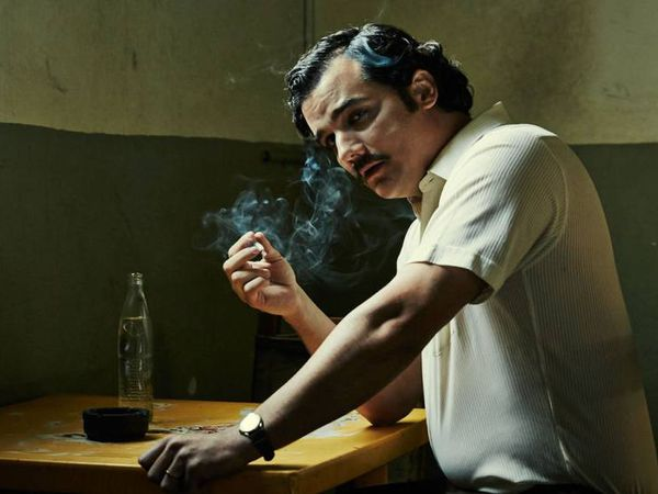 Wagner Moura, Pablo Escobar en 'Narcos'.