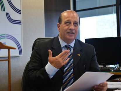 O ministro Nardes, no TCU.