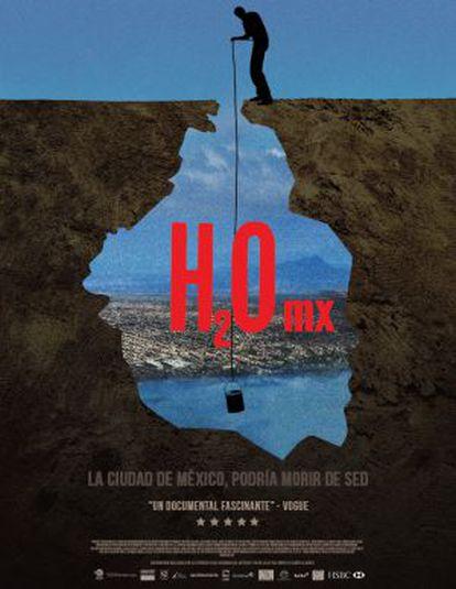 Cartaz do documentário H2Omx.