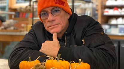 Hoje Van Damme leva uma dieta saudável baseada em frutas e legumes.