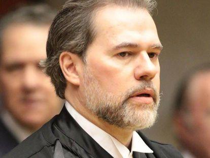 O ministro Dias Toffoli assume a Presidência do STF no dia 13 de setembro de 2018