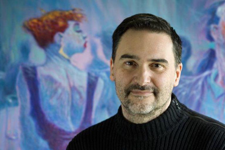 O galego Miguelanxo Prado.