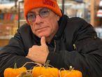 Jean-Claude Van Damme lleva una dieta saludable a base de frutas y verduras.