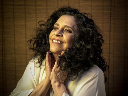 Gal Costa, em foto de arquivo de novembro de 2018.