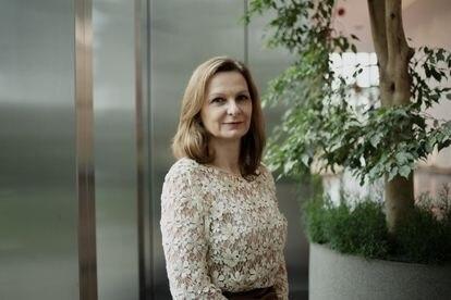 Ana Paula Vescovi, economista-chefe do Santander no Brasil.