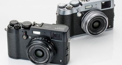 O telefone celular atualmente compete com as câmeras fotográficas.