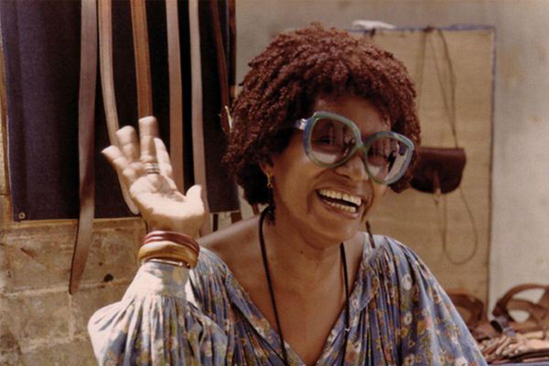 Gonzalez em Dacar (Senegal), em 1979.
