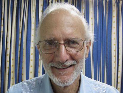 O cidadão norte-americano preso em Cuba, Alan Gross.