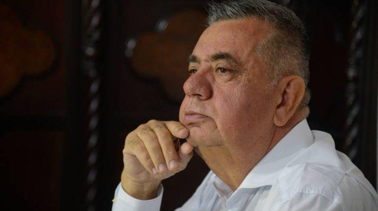 O presidente da Alerj, Jorge Picciani, em imagem do dia 19 de dezembro de 2016