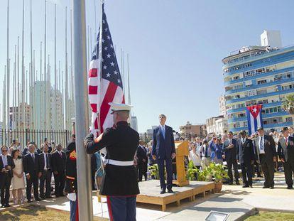 """John Kerry: """"São os cubanos que têm que definir o futuro de Cuba"""""""