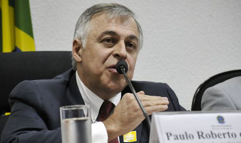 Paulo Roberto da Costa na CPI da Petrobras, em junho.