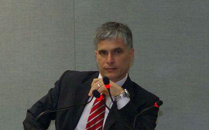 Paulo Sérgio de Almeida, presidente do Conselho Nacional de Imigração.