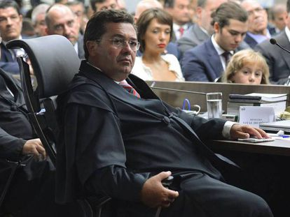 O ministro Vital do Rêgo (PMDB).