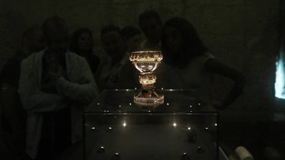 O Cálice de Dona Urraca.