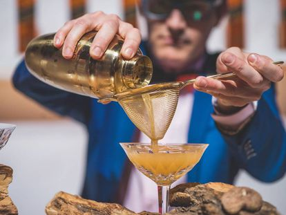 Competição World Class Bartender of the Year 2018.