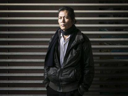 Byung Chul-Han em Barcelona.