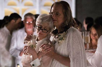A série de TV 'Transparent' narra a vida de uma família após a descoberta de que o pai é uma mulher transexual.