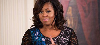 Michelle Obama, o passado 15 de novembro.