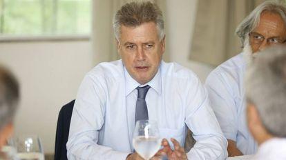 O governador do DF, Rodrigo Rollemberg.