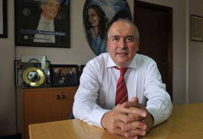 O secretário de Obras Publica do kirchnerismo, José Lopez.