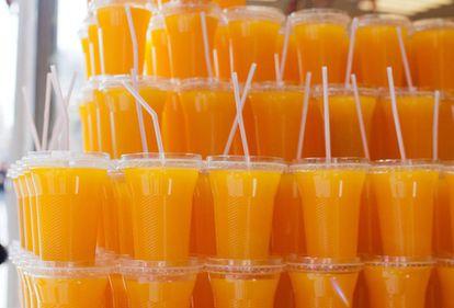 Nem sequer os sucos naturais têm as mesmas características que a fruta.