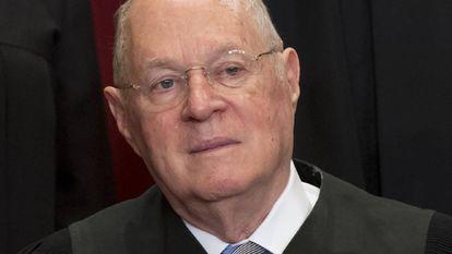 Anthony Kennedy, em junho de 2017 em Washington